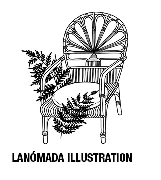 Lanómada illustration