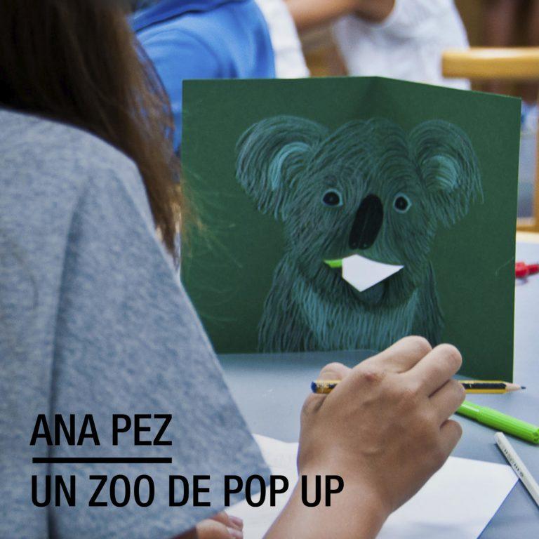 Taller de ilustración de Ana Pez